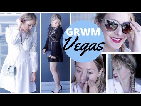 GRWM: LAS VEGAS! Day & Night (ad) | Fleur De Force