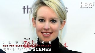 BTS: The Theranos Effect   The Inventor: Out for Blood in Silicon Valley   HBO