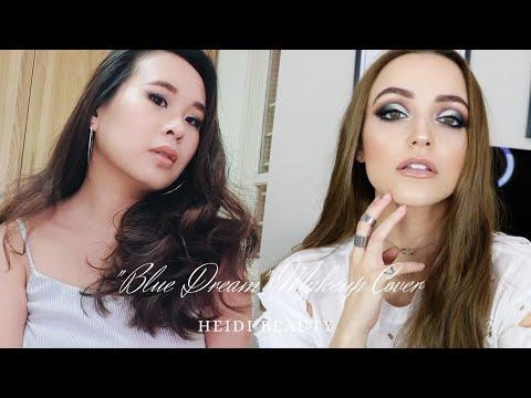 [MAKE UP] Thử thách với Blue Dream Makeup look của Kathleen Lights thumbnail