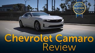 2020 Chevrolet Camaro | Review & Road Test