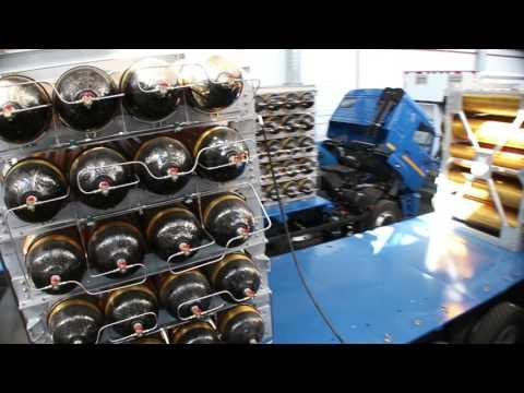 Производство мобильных газовых заправщиков