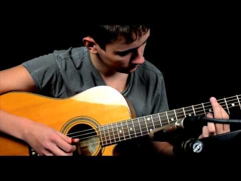 Assassin's Creed 4 Black Flag Main Theme - Solo Guitar - Eddie van der Meer + Tab