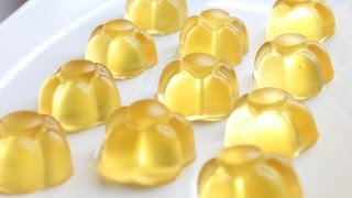 видео Какие существуют рецепты вкусного желе из сока с желатином