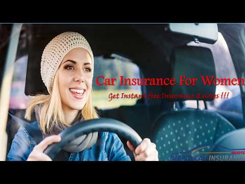 Best Car Insurance For Women - Cheap Women Car Insurance
