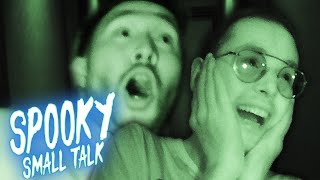Ryan Interviews Zach Kornfeld in a Haunted House • Spooky Small Talk