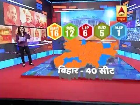 Siyasat Ka Sensex Full: BJP-led NDA to sweep Bihar in LS elections