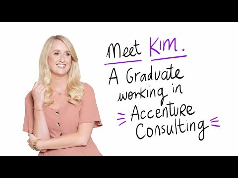 What it's Like Working in Consulting on Accenture's Graduate Programme