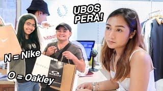 Buying Everything in Alphabetical Order with Daddy & Sister | Ry Velasco