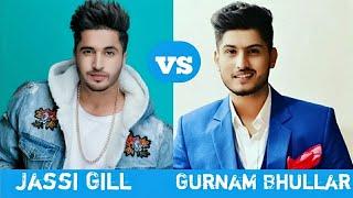 Jassi Gill vs Gurnam Bhullar Battle Of Song Vip Channel Pk
