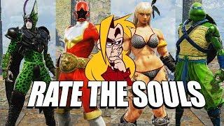 RATE THE SOULS: Soul Calibur VI - Random Create-A-Characters