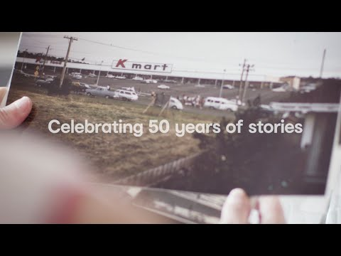 Kmart 50 Years Of Stories