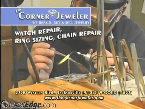The Corner Jeweler Jacksonville NC 28546