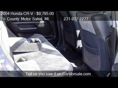 2004 Honda CR-V EX 4WD AT - for sale in Howard City, MI 4932