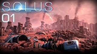 The Solus Project [01] [Die letzte Hoffnung] [Walkthrough] [Let's Play Gameplay Deutsch German] thumbnail