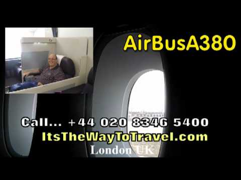 Low Low Cost Executive Worldwide Business Travel Agency | Air Bus A380 | Its The Way To Travel