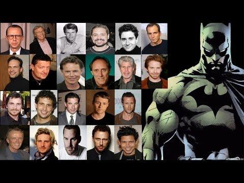 Comparing The Voices - Batman