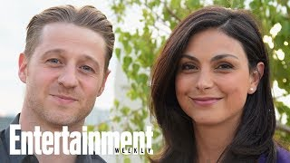 gotham costars morena baccarin and ben mckenzie are married news flash entertainment weekly