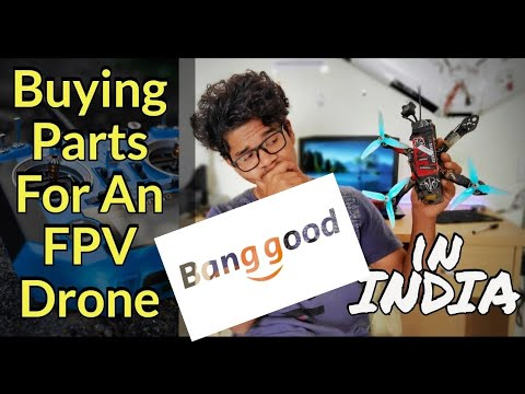 Фото Where to Buy The Parts? | Build an FPV Drone in India | FPV Drone Basics | Mr. Shagi