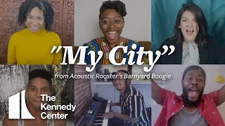 """My City"" – From Acoustic Rooster's Barnyard Boogie: Starring Indigo Blume"