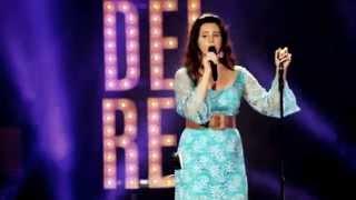 [HD] Lana Del Rey - Ride (Acoustic) Live in Atlanta June 14th, 2015