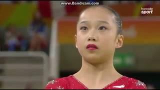 Fan Yilin CHN Qual UB Olympics Rio 2016