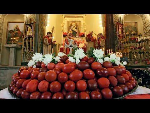 Армянская апостольская церковь празднует Рождество Христово