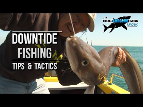 Downtide Fishing from a Boat | TAFishing
