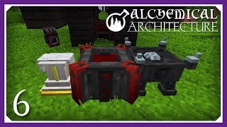 Alchemical Architecture | Blood Magic, Bound Blood Drop & Gauntlet! | E06 (Magic Modpack Lets Play)