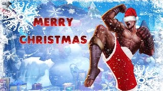 Santa Lee Sin Skin | Lee Sin Christmas Special | Lee Sin Highlights Crypter
