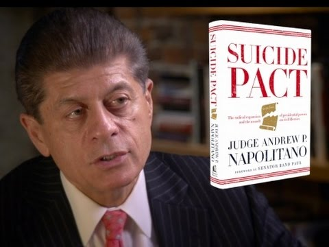 Judge Andrew Napolitano: America is becoming a Surveillance State