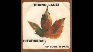 Bruno Lauzi - Ritornerai