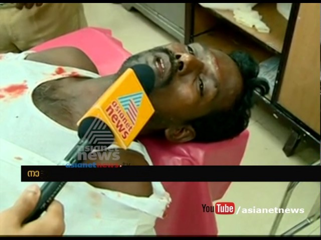 Puthuvype stand-off: many injured as protesters clash with police