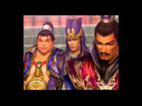 """Dynasty Warriors 5 - The Movie (Part 2/3) """"A Land Divided"""""""
