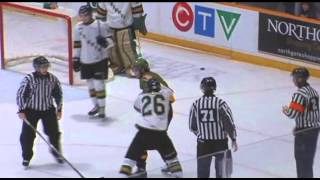 Battalion vs Knights feb 12 2015