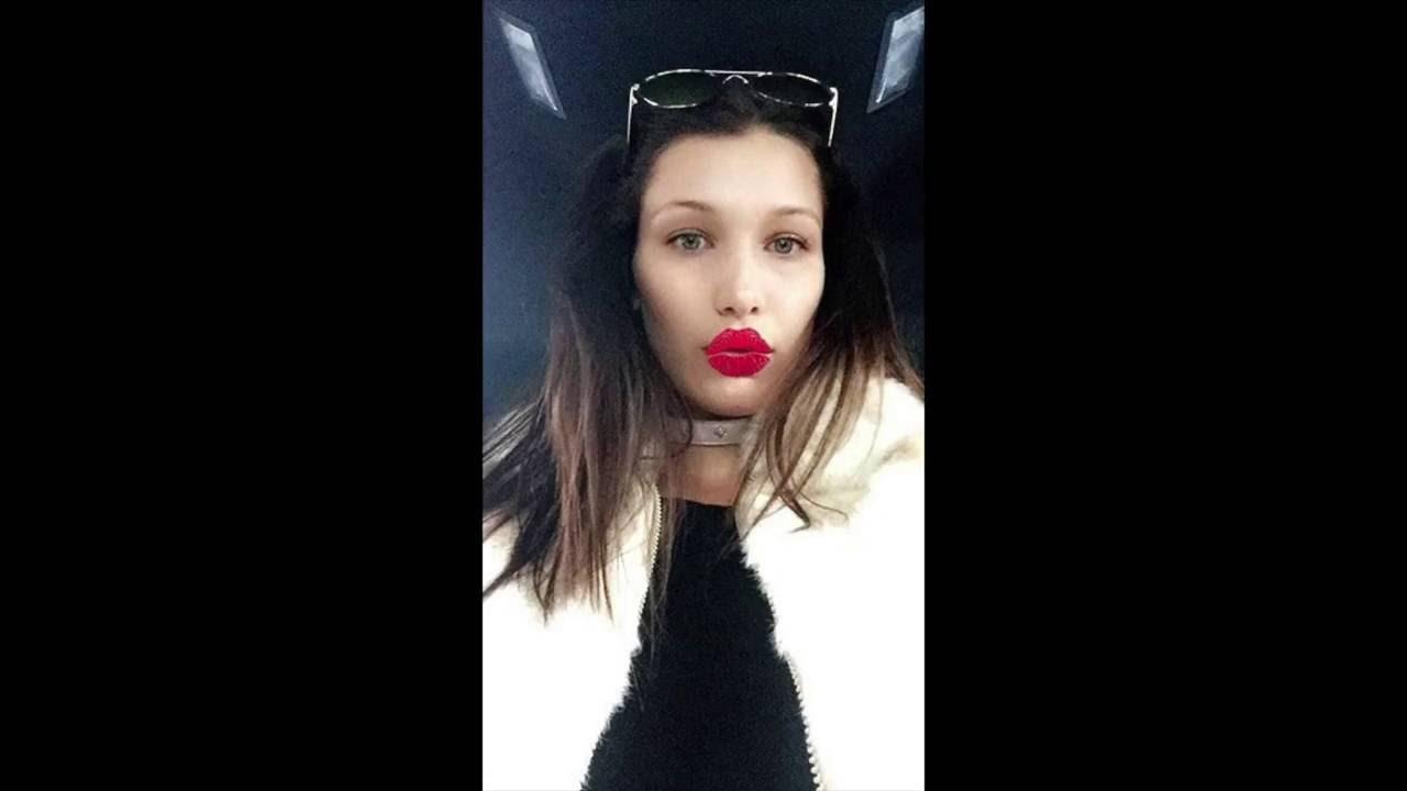 Gigi Hadid | Snapchat Videos | September 2016 | ft Zayn