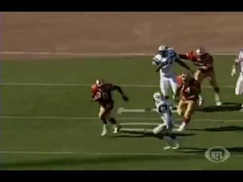 1998 - Garrison Hearst 96 Yard Game Winning TD Run in Overtime