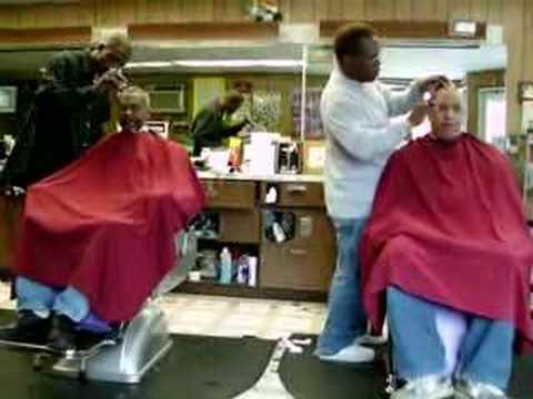 Barber Shop Minneapolis : Lennie Chism Buy Black - Eddies Barber Shop Minneapolis, MN - YouTube