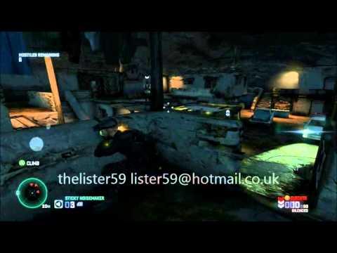 Splinter Cell Blacklist/Faryab afghanistan Pt2