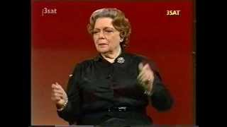 Martha Mödl - Da Capo - Interview with August Everding 1986