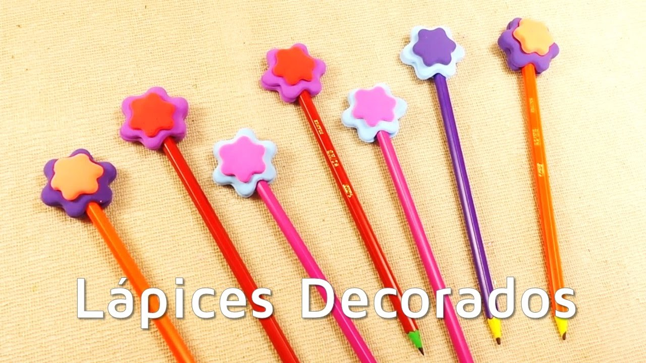 Imagenes De Lapices Decorados