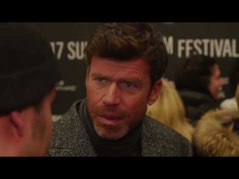 Taylor Sheridan talks directingwriting Wind River & daring producers to make Sicario sequel