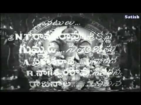 Shuklam Bharadaram   Vathapi Ganapathim   Vinayaka Chavithi   Telugu Old Devotional   Ghantasala   Y