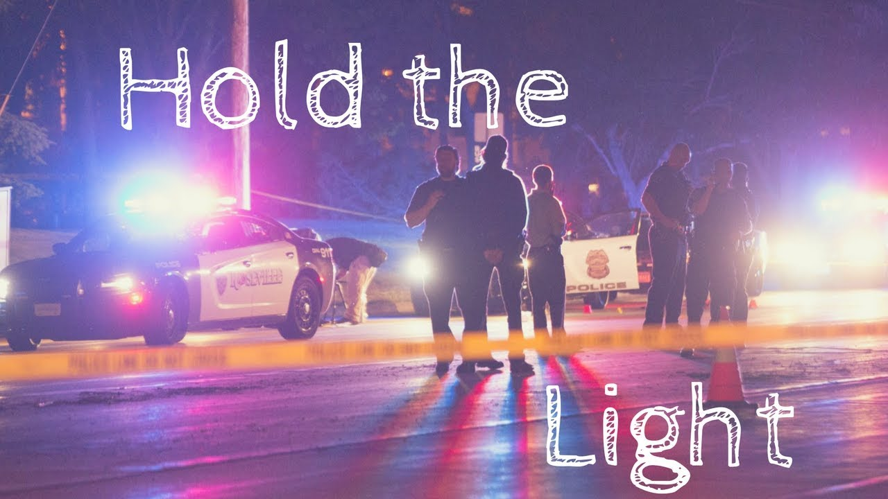 Hold the Light: Law Enforcement Family Tribute | OdysseyAuthor