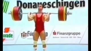 Ибрагим Самадов -  первый чеченский чемпион мира по тяжелой атлетике(Ибрагим Самадов родился 18 июля 1968 года в станице Первомайская Грозненского района Чечено-Ингушской АССР...., 2013-08-29T08:39:12.000Z)