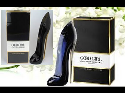 First Impressions of Good Girl by Carolina Herrera - YouTube