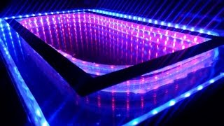 LED illusion Mirror- How to make