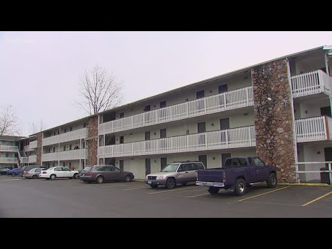 Homeless advocacy group occupies Fife motel, calls for city and county to foot the bill