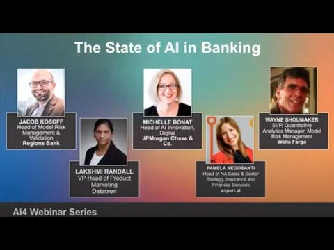 The State of AI in Banking