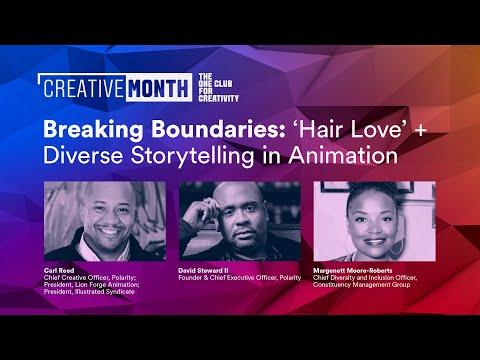Breaking Boundaries: 'Hair Love'+ Diverse Storytelling in Animation