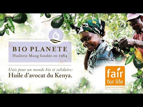 BIO PLANÈTE – Huilerie Moog: Huile d'avocat du Kenya